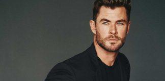 Anak Chris Hemsworth