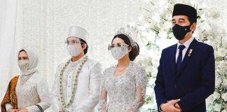 Kado pernikahan Atta