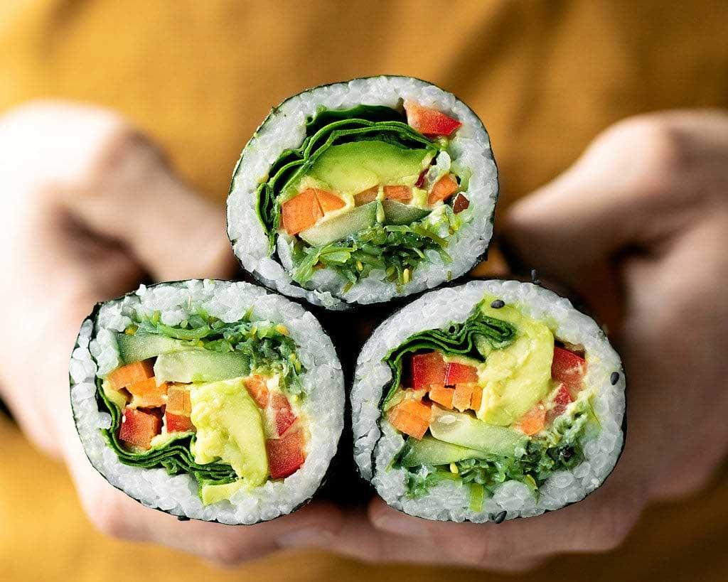 sushi vs kimbab kimbap