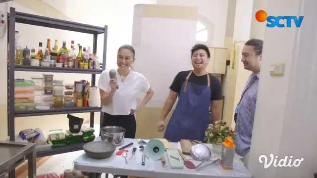 Dapur Agnez Mo